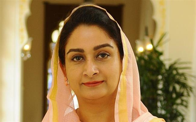 India is proud of its moon mission: Harsimrat Kaur