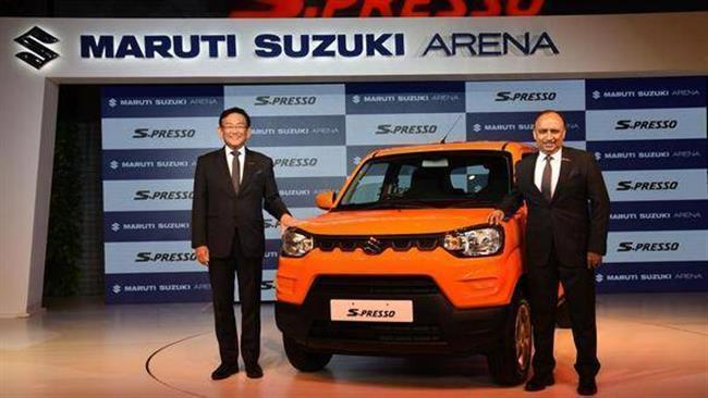 Maruti Suzuki launches mini-SUV S-Presso
