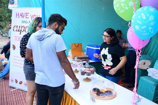Exhibition 'Entrepreneurs in Making' at Chandigarh Club attracts the people of Tri-city