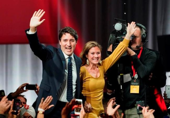 Trudeau's Liberals poised to form minority govt