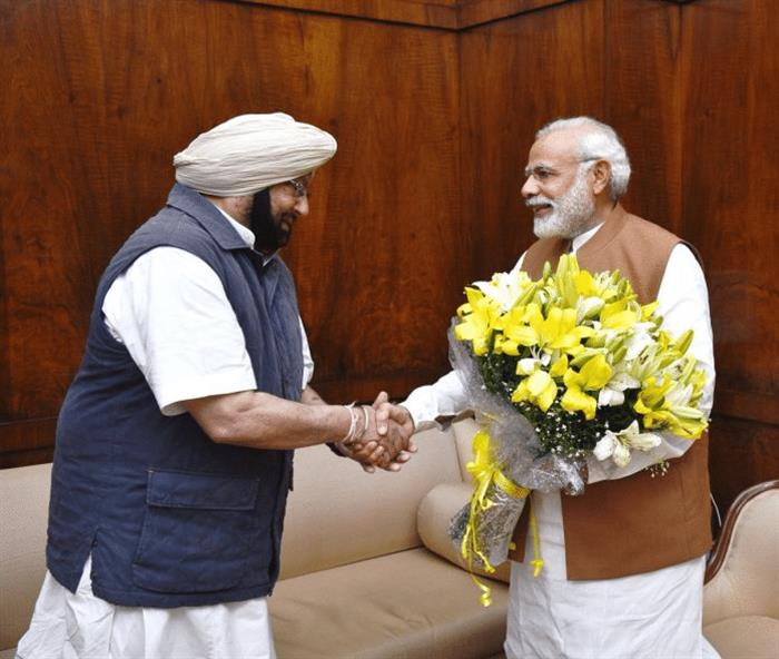 CM Amarinder to meet Modi on passport waiver for Kartarpur