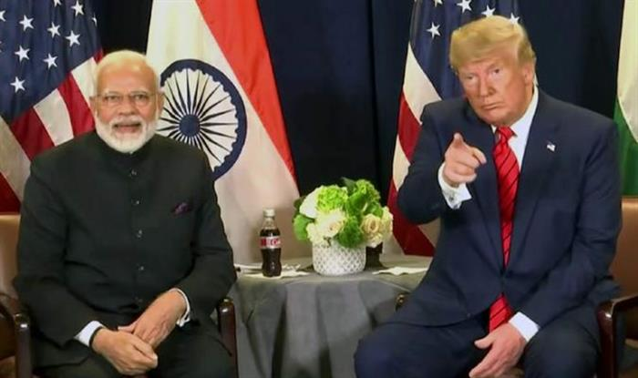 Modi will take care of terror: Trump