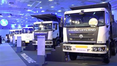 Ashok Leyland August sales drop by 47%