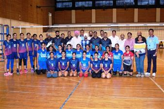 3rd day of Federation Gold Cup of Volleyball