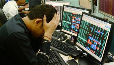 Growth worries lead Sensex to 6th straight session of loss