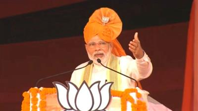 'Few people' are offended by Article 370 decision: Modi
