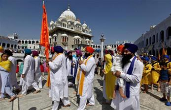 Pak govt cancels Baisakhi celebrations at Gurdwara Punja Sahib