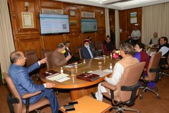Himachal CM, ministers to take 30pc pay cut