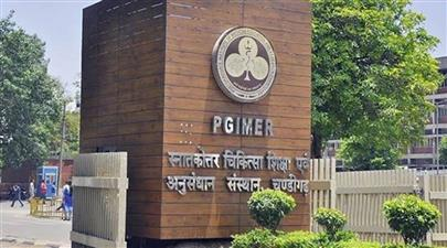 PGIMER-Chandigarh develops robotic trolley for Covid patients